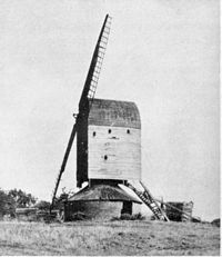 Marriage family windmill